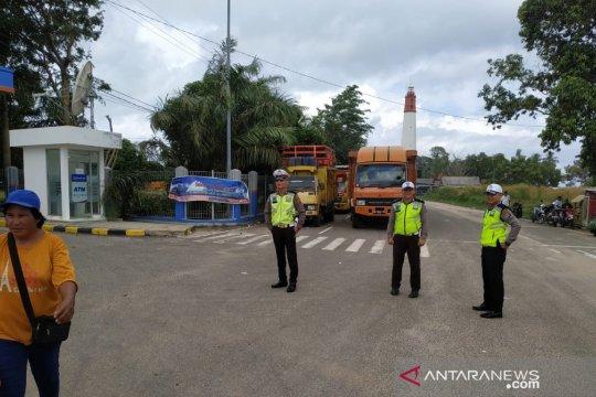 Polres Bangka Barat: Arus mudik di Pelabuhan Tanjungkalian Muntok lancar