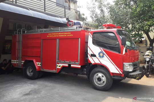 Pemkot Pangkalpinang akan terima bantuan dua mobil damkar