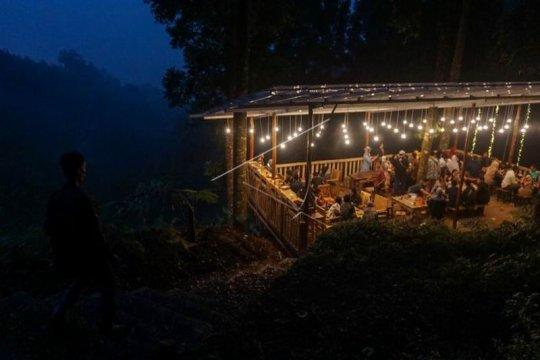 Kedai kopi di kawasan hutan lindung Page 1 Small