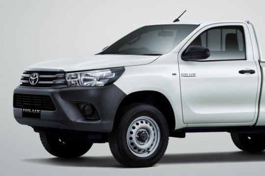 Toyota sematkan mesin baru pada Hilux Single Cabin Diesel