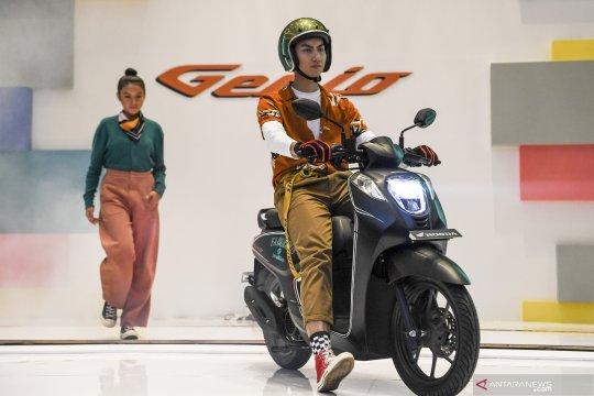Honda Genio diklaim konsumsi BBM 1 liter untuk 59 km