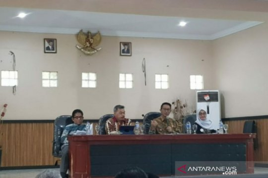 Kanwil DJPb Babel paparkan pelaksanaan APBN-APBD Belitung Timur