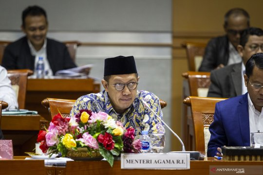 Kemenag uji sahih regulasi jaminan produk halal
