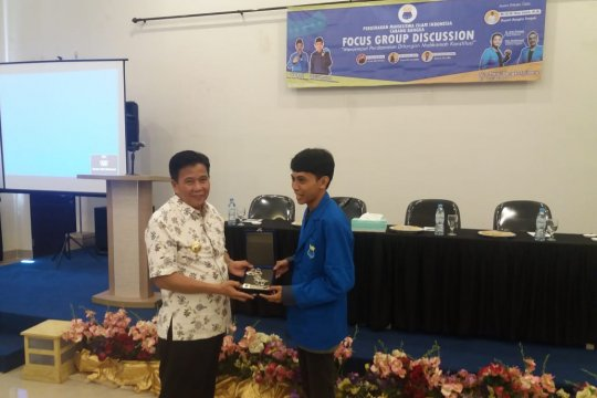 Bupati Bangka Tengah ajak masyarakat rawat persatuan usai Pemilu 2019