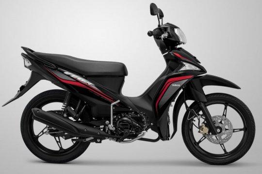 Yamaha Vega tampil dengan striping baru