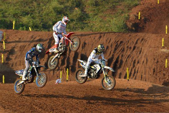 Motocross Grand Prix di Semarang