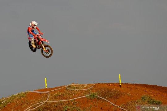 Crosser Slovenia Tim Gajser menangi MXGP seri Semarang