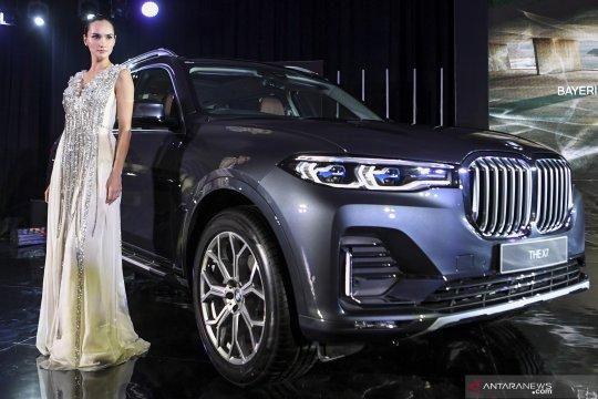 Peluncuran BMW X7