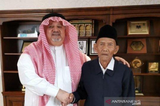Kakek 94 tahun diundang Raja Salman tunaikan ibadah Haji ke Tanah Suci