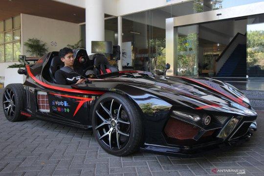 Mobil listrik Lowo Ireng Reborn