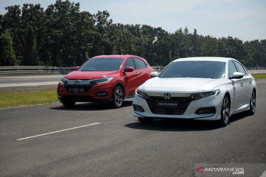 Uji kendara All New Honda Accord