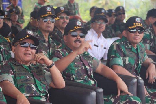 Panglima TNI tinjau puncak Latihan Angkasa Yudha 2019