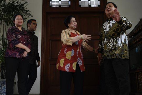 Sekjen Gerindra ungkap pembicaraan Prabowo-Megawati