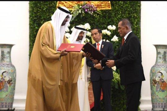 Indonesia-Uni Emirat Arab perkuat kerja sama sektor industri