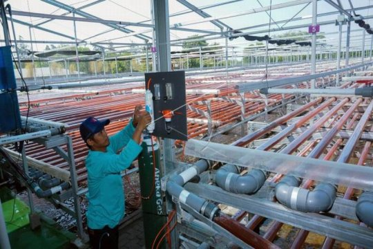 Industri bioteknologi pertama di Indonesia Page 1 Small