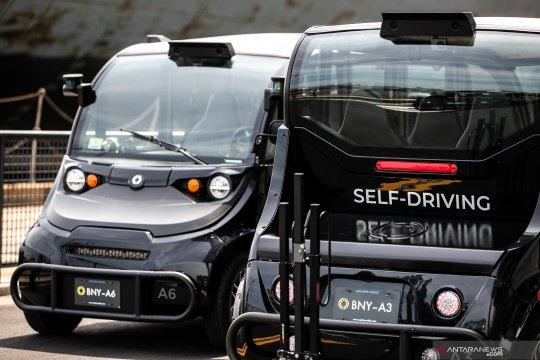 'Driverless car' Optimus Ride beroperasi di New York, gratis