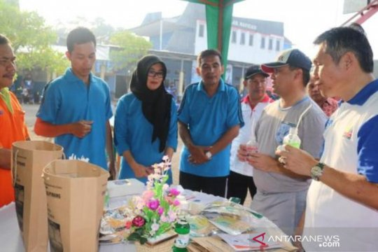 Gubernur Babel apresiasi produk olahan ikan SMKN 4 Pangkalpinang