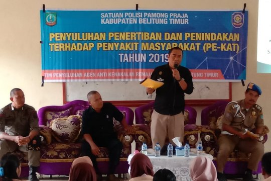 Pemkab Belitung Timur mampu turunkan angka kenakalan remaja