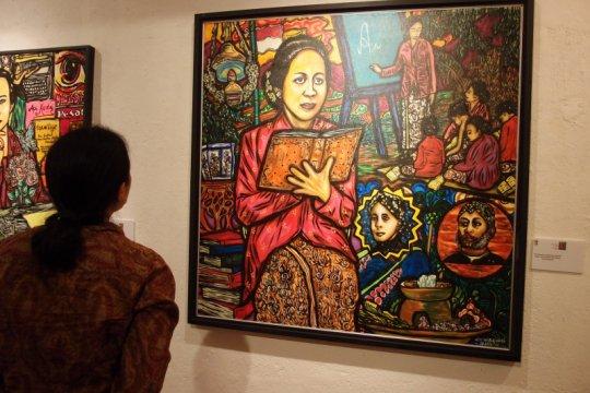 Semangat Kartini harus dijadikan pondasi perjuangan wujudkan bangsa yang lebih baik