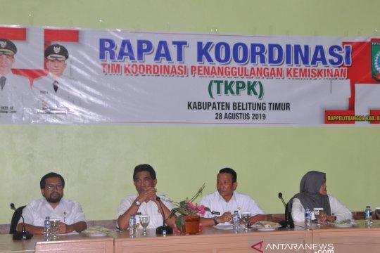 Pemkab Belitung Timur akan berupaya tekan angka kemiskinan