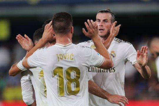 Real Madrid imbangi tuan rumah Villarreal 2-2