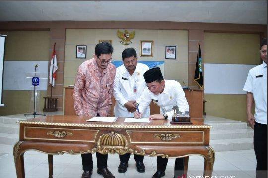 Pemkab Bangka terima aplikasi e-arsip dari kantor ANRI