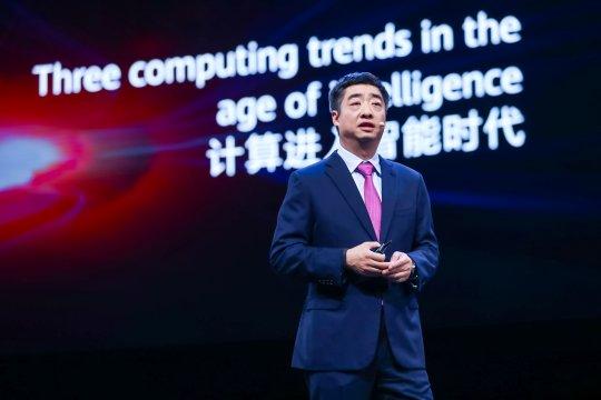 Huawei incar pasar komputasi statistik senilai Rp2,8 kuadriliun