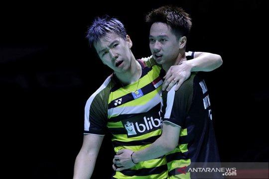 Minions dipastikan akan hadapi Fajar/Rian di semifinal China Open