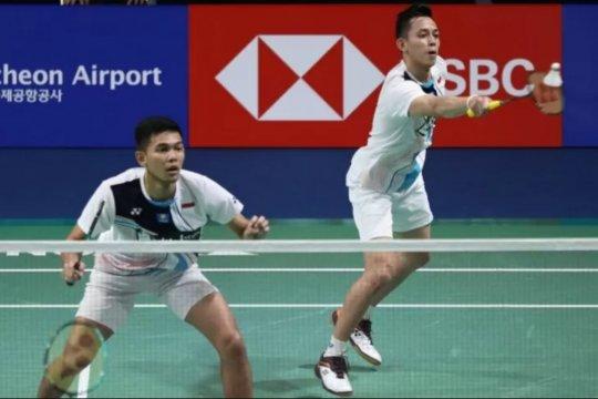 Tantangan berat dua wakil Indonesia di semifinal Korea Open 2019