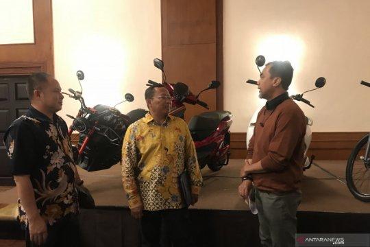 Kendaraan listrik di Indonesia didesain tetap bersuara