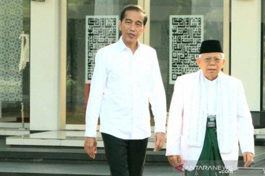 Melunasi janji dan tantangan Pemerintahan Jokowi-Ma'ruf