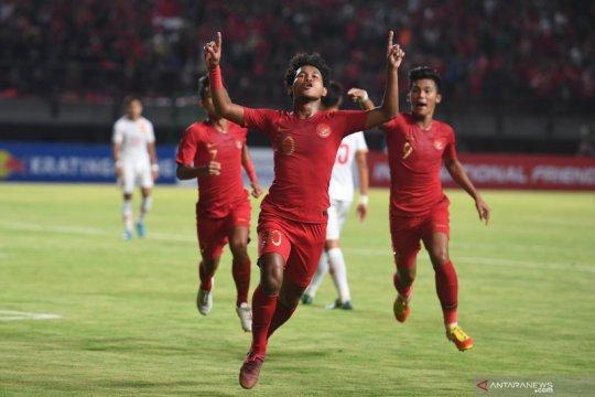 PSSI: Bagus Kahfi gabung timnas U-19 jika 100 persen pulih total