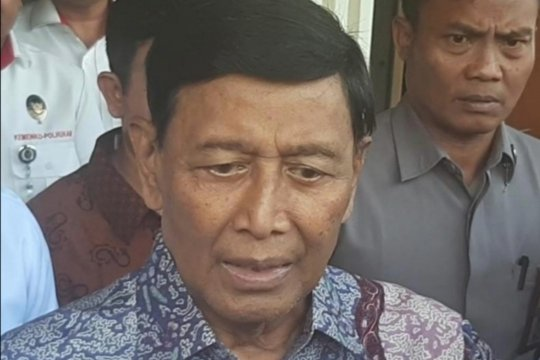 Wiranto: aneh Munas Hanura dirinya tidak diundang