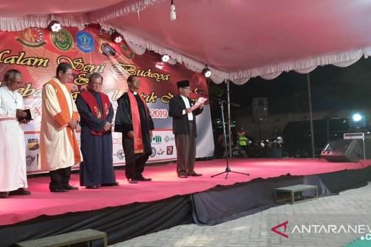 Ketua FKUB Bangka ajak umat beragama jaga kedaulatan NKRI