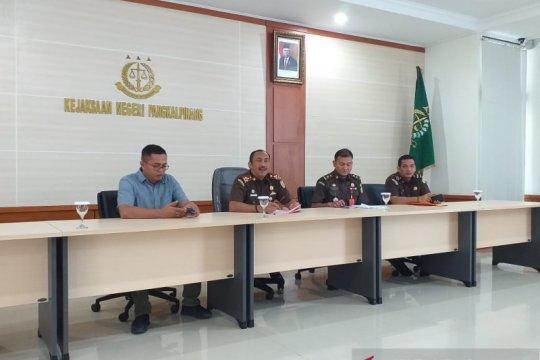 Kejari Pangkalpinang tetapkan mantan Sekretaris DPRD, Latif Pribadi tersangka kasus SPPD fiktif