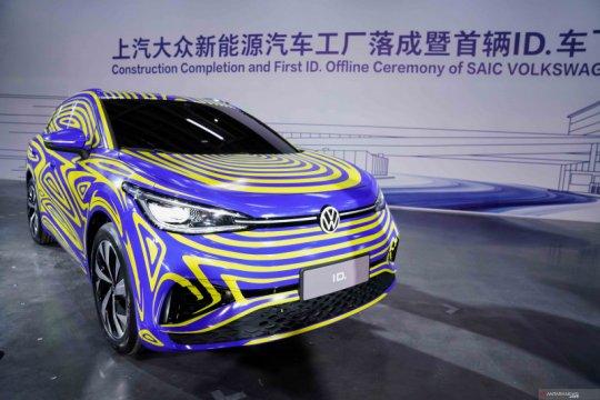 Volkswagen bangun pabrik di China