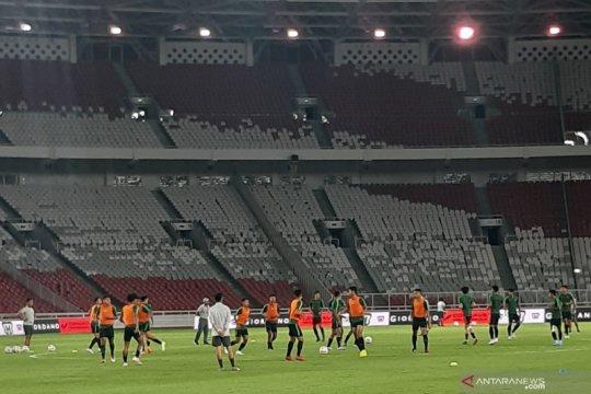 Timnas U-19 Indonesia hadapi Korut malam ini