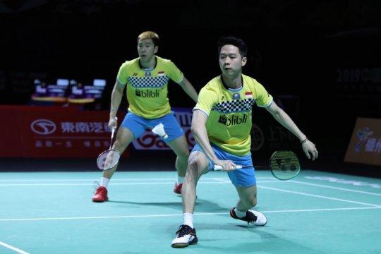 Minions susul the Daddies ke perempat final Hongkong Open 2019