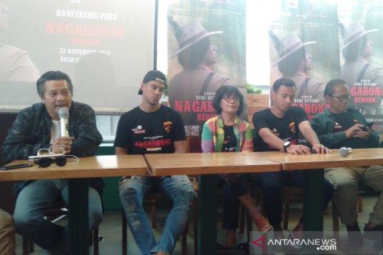 Film Nagabonar Reborn ajak pemuda cintai negara