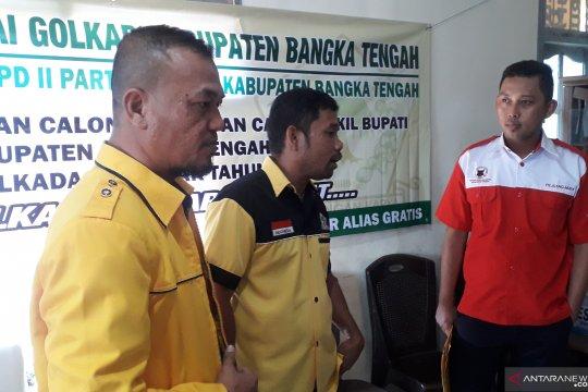 Ketua DPRD Babel daftar ke Partai Golkar Bangka Tengah