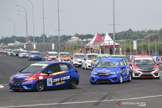 Honda Jazz Speed Challenge seri ke-14