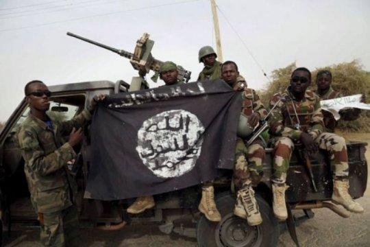 70 Tentara Nigeria tewas dalam serangan gerilyawan