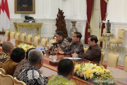 Presiden minta PSSI siapkan Piala Dunia U-20 di Indonesia