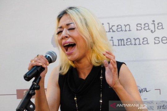 Syaharani tak pernah mimpi jadi penyanyi jazz