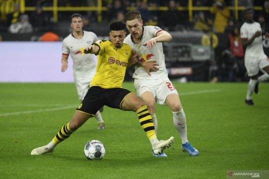 Liga Jerman: Hujan enam gol terjadi saat Dortmund menjamu Leipzig