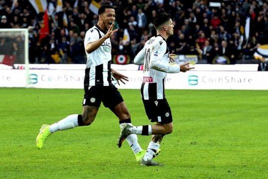 Lasio tumbang dari Udinese 1-3