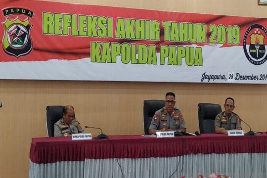 10 anggota TNI-Polri meninggal pada 2019 akibat kontak tembak dengan KKB