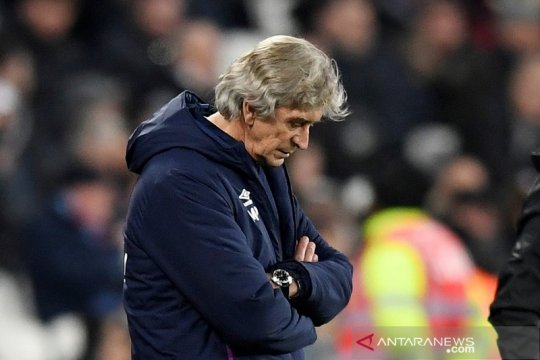 Sejam usai dikalahkan Leicester, West Ham pecat Manuel Pellegrini