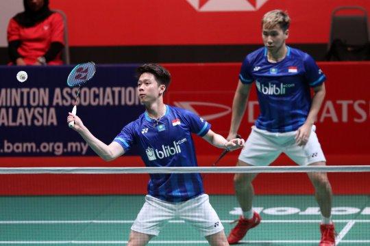 Minions ke perempat final Malaysia Masters usai tekuk Aaron/Soh