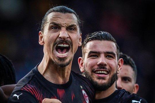 Tanpa Zlatan Ibrahimovic Milan lumat SPAL 3-0